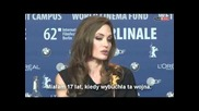 """Berlinale - Angelina Jolie o """"in the Land of Blood and Honey"""""""