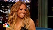 Mariah Carey Cherishes Her Lambs, Part 1