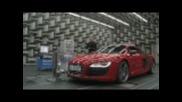 2012 Audi R8 E-tron - Acoustic Innovation E-sound - Roller Dynamometer