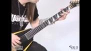 Alexi Laiho - Bluddrunk guitar Lesson