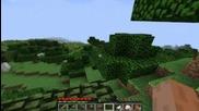 Minecraft Double Survival Episode 1 ''началото''