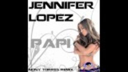 New Jennifer Lopez - Papi ( Nony Torres Remix 2011)