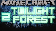 Minecraft - Twilight Forest Adventures Ep 2 - The Angry Flying Book