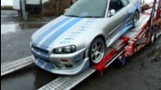 Skyline Coming off the Truck