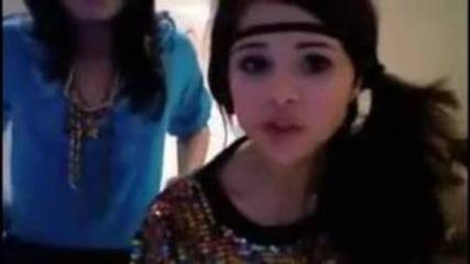 Secret Footage of Selena Gomez and Demi Lovato Dancing Randomly