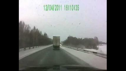 Руските Пътища - На Косъм От Смъртта