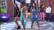 Disney Channel Espana | Videoclip Violetta - Cоdigo Amistad