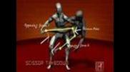 Human Weapon - Sambo: Scissor Takedown