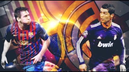 Cristiano Ronaldo vs Lionel Messi - 2012 - 2013 | The Endless Battle |hd|