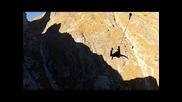 [base Jumping] Иво Нинов - първи jump в българските планини