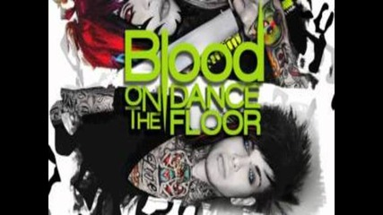 Blood On The Dance Floor - All The Rage