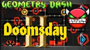"""geometry Dash"" - Doomsday Ii (h3ll Demon)"
