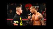 "John Sena vs Randy Orton ""nexoss"""