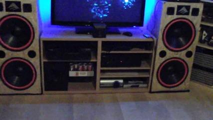 Meine Anlage 2400 Watt Bass Hd