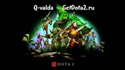 Q-valda - Гимн Getdota2.ru
