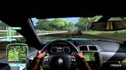 Test Drive Unlimited Jaguar Xkr one shot missiоn