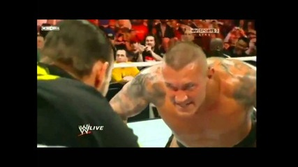 Randy Orton Hate Me Now