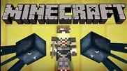 Minecraft - When Squids attack Skydoesminecraft (kogato Sepiite Atakuvat Skydoesminecraft)