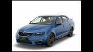2014 Skoda Octavia Rs vrs officially revealed - horsepower spe