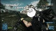 Battlefield 3 - Смях до скъсване