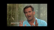 Burn Notice - A Message from Bruce Campbell