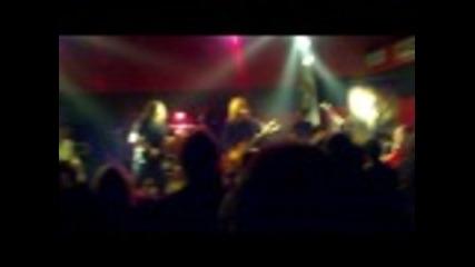 Fjoergyn - Katharsis (на живо)