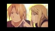 ~*~ ed and winry - s h a k e i t ~*~