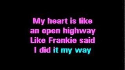 It's my life karaoke