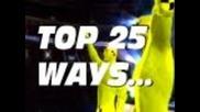 Smackdown vs Raw 2011: 25 Ways to doubleteam