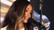 Ciara performs Read my lips