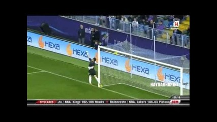 Top 5 Free kicks - season 2010/2011 Hd