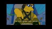 Los Simpson Banda de Luxo fan made
