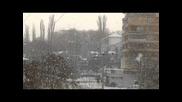 Зимната обстановка в Шумен 30.12.2014 г.