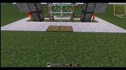Как да си направим пистън врата на Minecraft