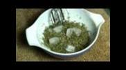 kak se pravi hashish (making Hash From Stems & Trim [diy] )