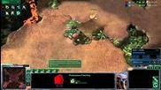 Sc2- Pvt Как да бием Майстор Теран за 11 минути