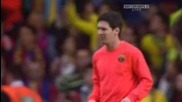 Lionel Messi-too Fast For