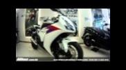 най-новата машина 2012 Honda Cbr 1000 Rr