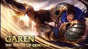League of Legends - Garen Champion Spotlight
