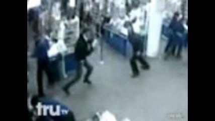 Бой в Руски супермаркет
