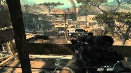 Modern Warfare Sp | Mission - Back on the grid