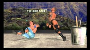 Randy Orton vs John Cena -wwe10 Gameplay part One