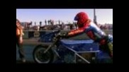 """Lawless Electric Dragbike & Larry """"spiderman"""" Mcbride- Worlds fastest all electric dragbike"""