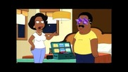 "The Cleveland Show - Preview #2 from ""frapp Attack"" airing Sun 4/1"
