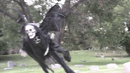 Halloween Призрак