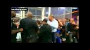 Миз и Ар - Трут нападат Джон Сина , Алберто Дел Рио и Си Ем Пънк ! Алберто Дел Рио Побеждава !