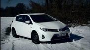 Autotest Toyota Auris Hybrid