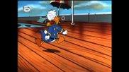 Крякаща тайфа - Епизод 37 - Капитан Доналд - Част 1 - Бг аудио