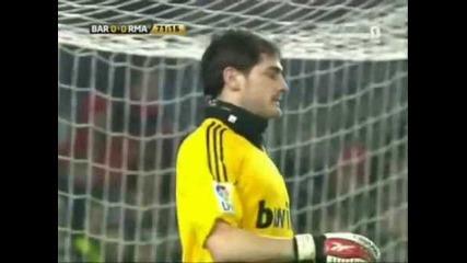 Iker Casillas Best Goalkeeper 2010/2009/2008