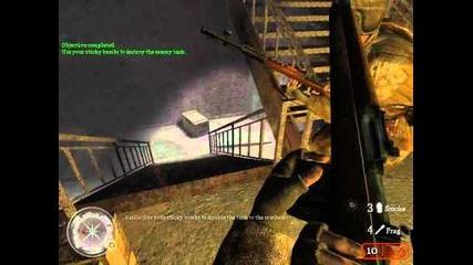 Call of Duty 2 - Мисия 4